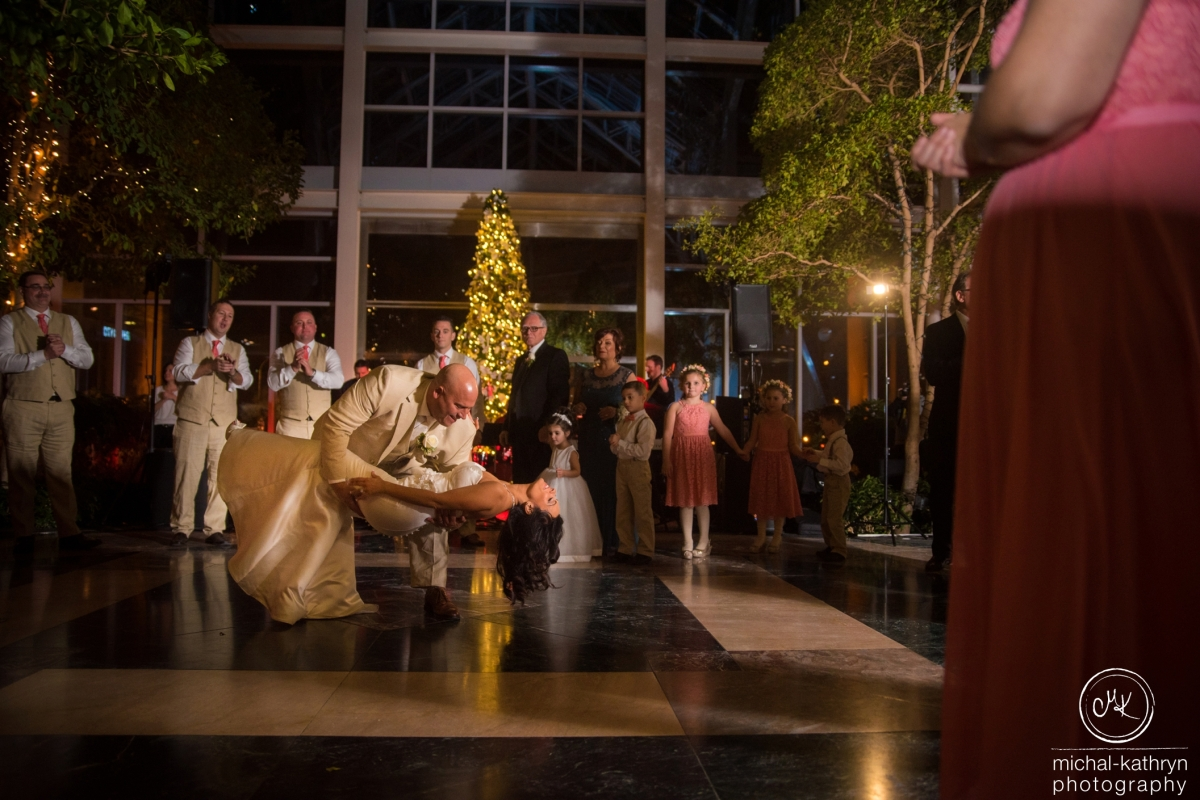 Wintergarden Wedding | Rochester, NY | Andrew + Lisa